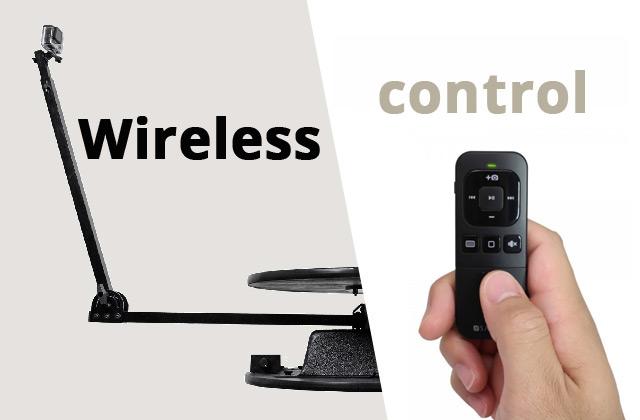 photobooth wireless control